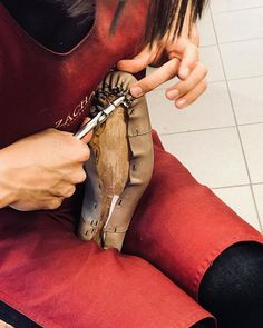 #workinprogress #shoemaking #svec #shoemaker #handmade #rucniprace #bespoke #botynamiru #boty #botynazakazku #luxus #luxury #luxuryshoes