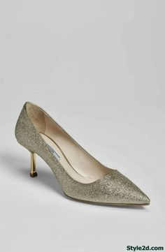 c5e6b5e4e2ac Dream Shoes- Dissapointing Price- Prada Glitter Pump available at