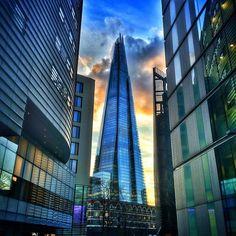 #theshard #london #travel