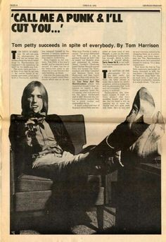 Now that's Tom Petty