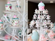 festa infantil cupcakes