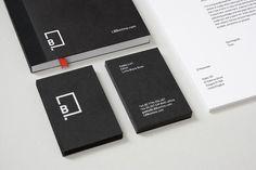 Little Black Book #branding by Freytag Anderson