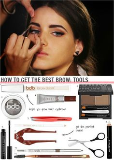 Beauty Tips | Eyebrows | Brow Envy | Make up Tools