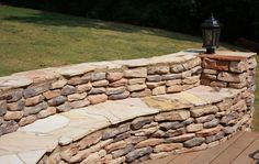 fauxstone foundation | Landscape faux stone Design Ideas, Pictures, Remodel and Decor