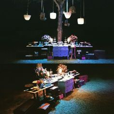 Leidy&Vanderson Mesa de bolo Inspiração em ouro preto e a personalidade e vida da noiva.
