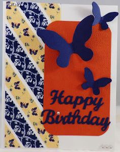 Love My Tapes: Butterfly Birthday Wishes