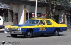 Dodge Monaco, New York State Police Car Old Police Cars, Police Truck, Police Patrol, Police Officer, Old Cars, Police Uniforms, American Graffiti, Harrison Ford, Radios