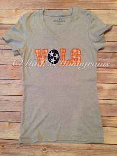 Tennessee shirt
