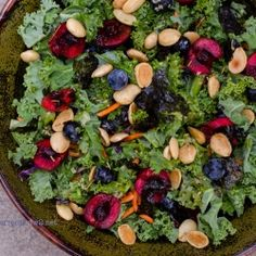 Anti-inflammatory Kale Salad recipe