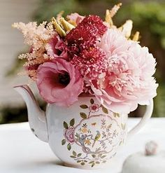 Tablescapes Part 1: The Centerpiece :  wedding decor morgantown 6a00e54 6a00e54