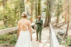 Intimate Wedding in the Woods of Lake Tahoe during Covid-19 Pandemic | Lake Tahoe Intimate Wedding Photos | Bay Area Wedding Photography for fun people all the way from Palm Springs to San Francisco. Get all the inspo for your covid safe small wedding ceremony on my boards ✨ #laketahoewedding #smallwedding #covidwedding Source: Cheers Babe Photo | Los Angeles Planning A Small Wedding, Candid Wedding Photos, Lake Tahoe Weddings, Ceremony Backdrop, Wedding Film, Wedding In The Woods, Wedding Vendors, Wedding Photography, Forest Wedding