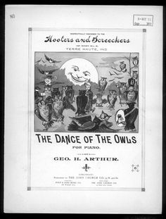 The Dance of the Owls