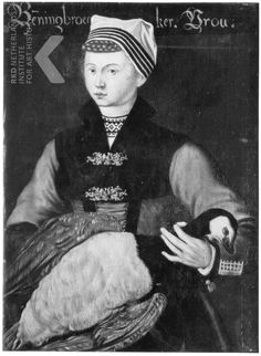 attributed to J. Folk Costume, Costumes, Marriage Images, Country Dresses, Portrait Art, Portraits, Modern Outfits, 16th Century, Traditional Outfits