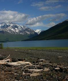 Eklutina Lake - Anchorage, Alaska
