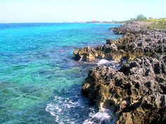 cozamel, mexico....May take a cruise there this summer or next! :)