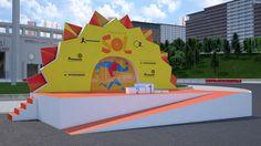 Circuito Sol - Arena on Behance