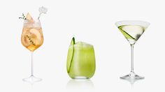 Looking for an easy party recipe? These three summer cocktails are perfect for your next warm-weather get-together.