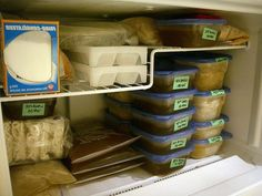 Consejos para Congelar y Descongelar Alimentos | Recetas de Cocina Casera - Recetas fáciles y sencillas