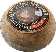 Cheese.com: Tartufo Riserva