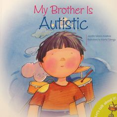 Book corner: My brother is autistic