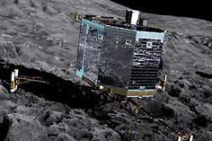 Planet Stars: Βρήκαν τα «κλειδιά» της ζωής στον κομήτη της Ροζέτ...