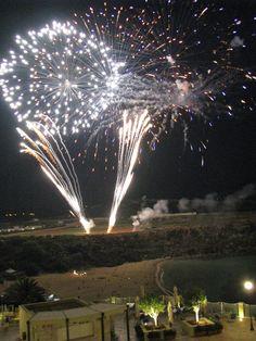 celebration over Golden Sands by David Latter Azure Malta Photo Challenge week 4