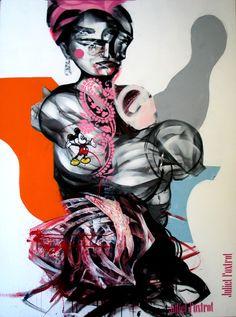 Juliet Foxtrot  Frida Is Not Immortal - 2011