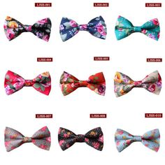 New fashion men #flowers floral printing bowtie pre-tied #cotton bow tie #tsbwt00,  View more on the LINK: 	http://www.zeppy.io/product/gb/2/142017325441/