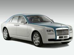 Rolls-Royce Reveals Ghost Firnas Motif Edition