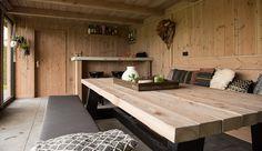 Veranda | Wesselshoek Garden Room, House Design, House, Auditorium Design, Modern Outdoor, Pool Houses, White Interior, Wooden Gazebo, Outdoor Design