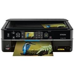 Epson Artisan 710 wireless color all in one printer