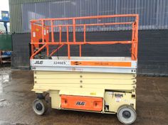 JLG 3246 ES direct #electric Drive #scissor lift, in very good condition