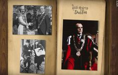 """The man who served as Lord Mayor nine times was known as the """"Shaking Hand of Dublin."""""""