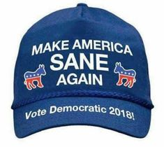 STUPIDs size 1 hat that fits all pinheads and leftist imbeciles.
