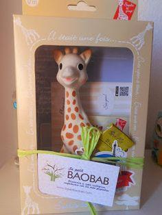 ! ✂ ÚniCo Complemento ✿ !: Sophie La jirafa CORTESÍA de LE PETIT BAOBAB
