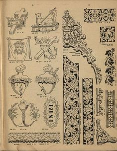 Excelsior fresco stencils. by Geo. E. Watson Co.  Published 1924