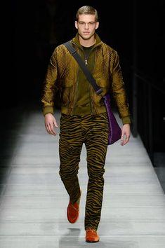 Bottega Veneta Fall 2018 Menswear Fashion Show Collection