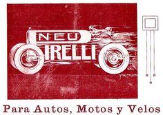 Publicidad de Pirelli (España,1917)