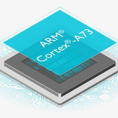 ARM anuncia novos núcleos Cortex A73