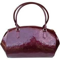 Pre-owned Sherwood GM Fauviste Red Bag