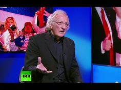 John Pilger: 'The truth is… there was no one to vote for' (Going Underground US election special) - YouTube - RT - 28:13