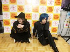 Tatsuya and Yo-ka DIAURA