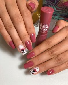 18 - 2019 - 2020 most beautiful nail models - 1 period nail designs. Nail beauty is one of the sine qua non for women. Perfect Nails, Gorgeous Nails, Stylish Nails, Trendy Nails, Diy Nails, Cute Nails, Nagellack Design, Luxury Nails, Manicure And Pedicure
