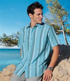 Chemise Bleue Rustique #atlasformen #avis #discount #shopping #shoppingformen #formen #pour hommes #shoppingpourhommes #hommes #men