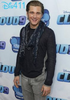 "Video: Luke Benward Talked With Shine On Media About ""Cloud 9″ At The Screening Of His DCOM"