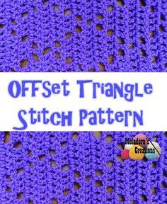 Offset Triangle Stit