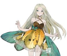 Half-fey/wings for gliding and soft landings Art And Illustration, Character Inspiration, Character Art, Whatsapp Pink, Fairy Art, Anime Art Girl, Anime Style, Fantasy Creatures, Cute Art