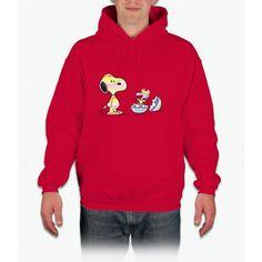 Snoopy And Woodstock Easter Shirt Hoodie