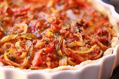 Savoury Baking, Polish Recipes, Appetisers, Bon Appetit, Appetizer Recipes, Quiche, Macaroni And Cheese, Good Food, Food And Drink