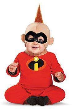 Disfraz Para Bebe Trajes Para Bebes Boy Increibles Toddler Niño Meses NEW d10fb8a5726